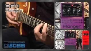 Boss BF-3 Flanger Video