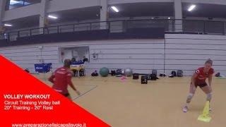 Circuit Training Volleyball   20