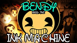Bendy and the Ink Machine! Game by TheMeatly, Bendy and the Ink Machine Youtube Chapter 1