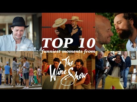 Top 10 Funniest Moments From The Wine Show Series 1  - Starring Matthew Goode & Matthew Rhys