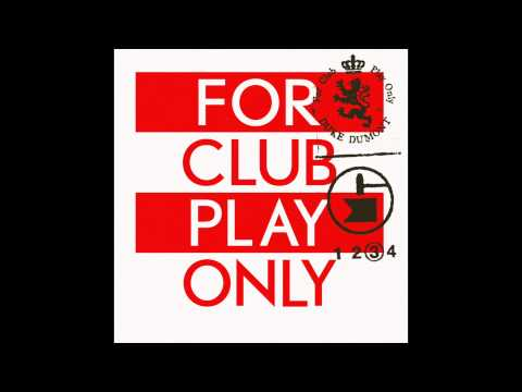 Duke Dumont - Slow Dance (For Club Play Only - Part 3)