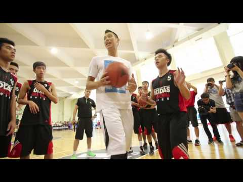 Video: Jeremy Lin Visits China