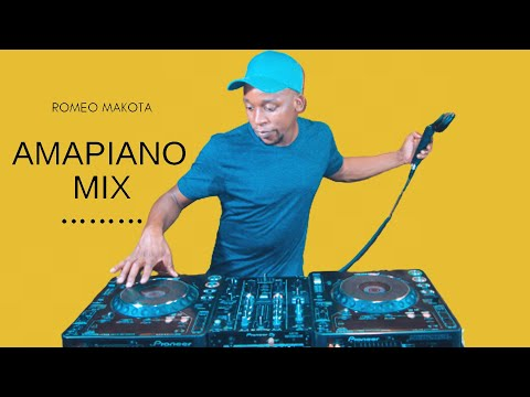 AMAPIANO MIX | 04 DECEMBER 2020 | ROMEO MAKOTA