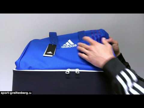 Adidas Tiro 17 Teambag mit Bodenfach