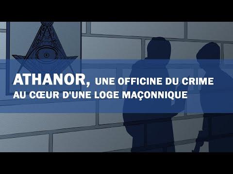Athanor, une officine du crime au cœur d'une loge maçonnique