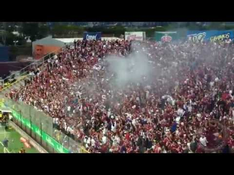 FINAL ida/ Recibimiento - Ultra Morada - Saprissa