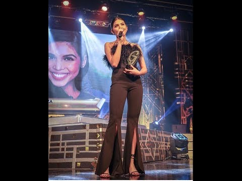 WATCH: Maine Mendoza Receives Her First Box Office Queen Award At The 50th GMMSF!