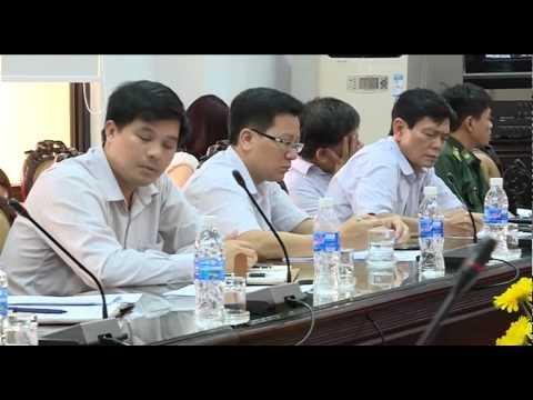 TP Móng Cái họp trực tuyến về công tác phòng chống mưa lũ trên địa bàn