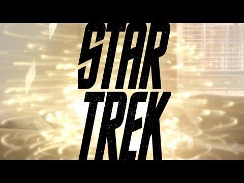 Star Trek Transporter Effect!