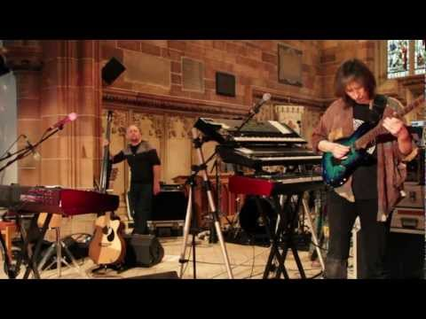 Iona - Iona, edge of the world, live at St Patrick's, Coleraine.