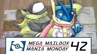 Pokémon Cards - Mega Mailbox Mania Monday #42! by The Pokémon Evolutionaries