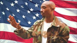 2Pac & CunninLynguists - Red, White & Blues (feat. Jason Coffey) (Lil' Prophet Remix)
