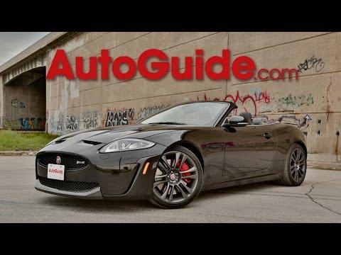 2014 Jaguar XKR-S Review
