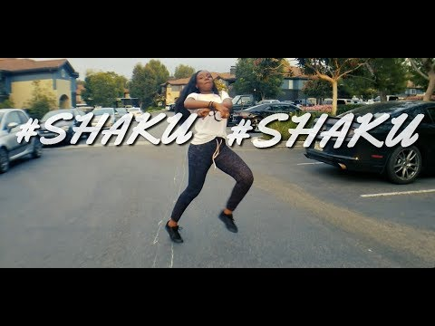 SHAKU SHAKU DANCE - Olamide -Science Student , Choreography By 3C