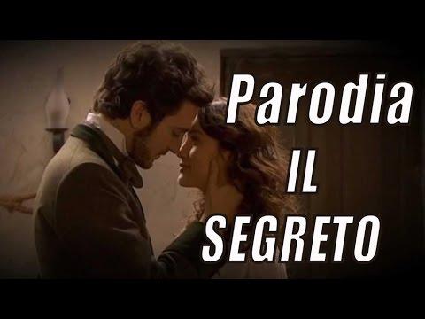 """parodia in siciliano de """"il segreto"""""""