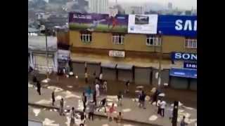 TPLF Police Attack Muslims At Anwar Mesgid July 18 2014
