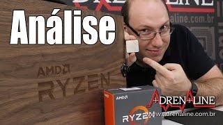 Chegaram dois modelos de Ryzen 7 aqui para nossos testes, e nesse vídeo mostramos algumas conclusões que chegamos através de nossos benchmarks, testes e gameplays.Análise Ryzen 7 1800Xhttp://adrenaline.uol.com.br/2017/03/02/48469/analise-processador-amd-ryzen-7-1800x/Gameplay Ryzen 7 1700Xhttp://adrenaline.uol.com.br/2017/03/01/48577/ryzen-e-bom-em-jogos-veja-nosso-gameplay-com-o-ryzen-1700x-feat-alfredo-heiss-/Impressões com as CPUs Ryzen (hoje às 18h)http://adrenaline.uol.com.br/2017/03/01/48580/ryzen-nossas-opinioes-sobre-as-novas-cpus-da-amd/Videocast com Alfredo Heiss (hoje às 20h)http://adrenaline.uol.com.br/2017/03/02/48539/videocast-especial-ryzen-alfredo-heiss-nos-conta-tudo-sobre-as-novas-cpus-da-amd/