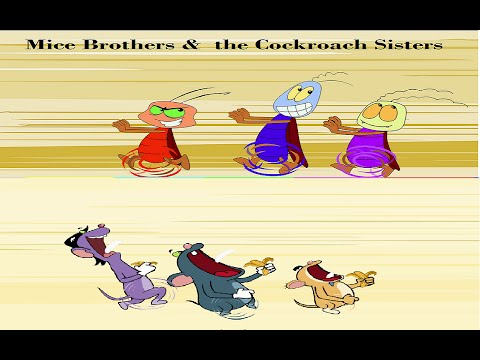 Video 'Mice Brothers & The Cockroach Sisters' | Funny Cartoon Videos | Rat A Tat download in MP3, 3GP, MP4, WEBM, AVI, FLV January 2017