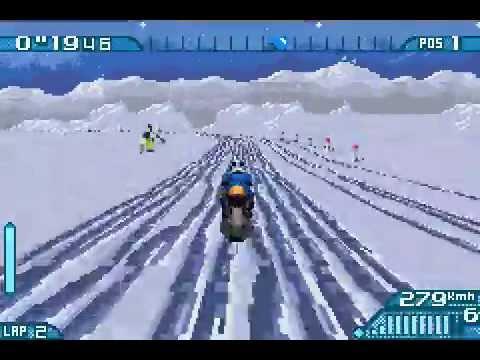 MOTO RACER ADVANCE - GBA - GAME BOY ADVANCE