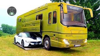 Video 6 Luxury Motor Homes You Need to See MP3, 3GP, MP4, WEBM, AVI, FLV Juni 2019