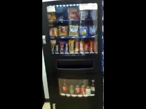 Как обмануть торговый автомат