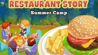 Restaurant Story: Summer Camp videosu