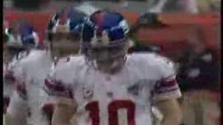 Eli Manning rejects handshake from Tom Brady