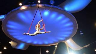 Katie Mesmerie - Aerial Straps 2015