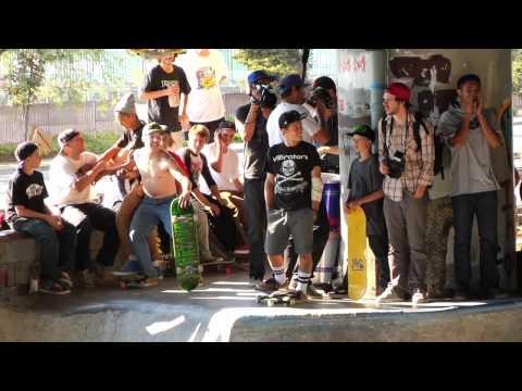 Marginal Way Skatepark Red Bull Rivals