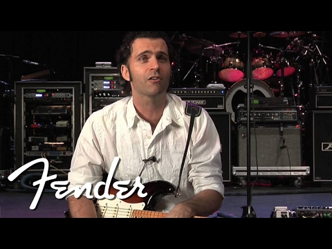 Dweezil Zappa talks about the new Squier® Classic Vibe Duo-Sonic™ | Fender