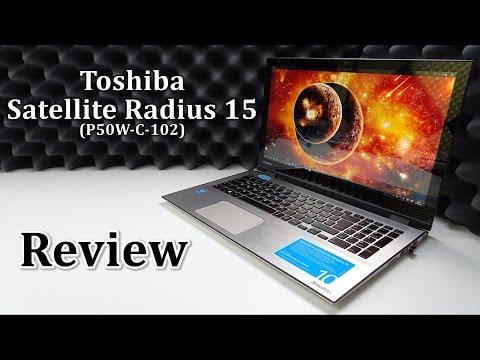 ", title : 'Toshiba Satellite Radius 15 Review - 15.6"" Windows Convertible'"