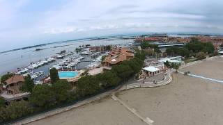 Grado Italy  City pictures : Beach of Grado, Italy
