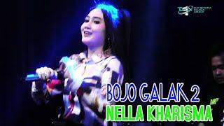 Download Lagu Nella Kharisma - Bojo Galak 2 (Di Gawe Penak) [OFFICIAL] Mp3