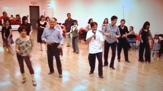 Video Totoy Bibbo Line Dance MP3, 3GP, MP4, WEBM, AVI, FLV September 2018