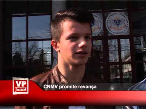 CNMV promite revanșa