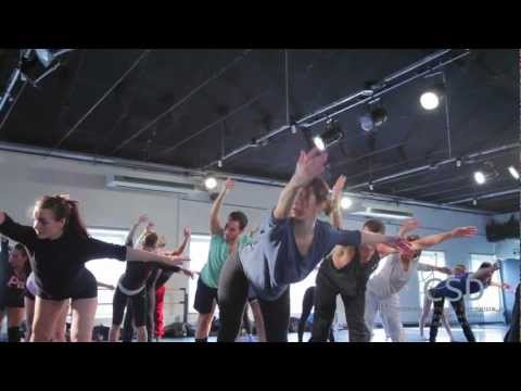 Eva Sanchez's Choreography Reel for World Dance Movement