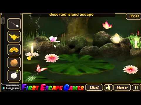 Fantasy World Treasure Escape walkthrough.. .
