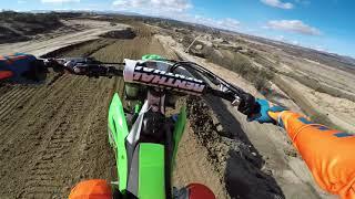 10. 2019 Kawasaki KX250 - Testing w/ VitalMx Shootout - Cahuilla MX