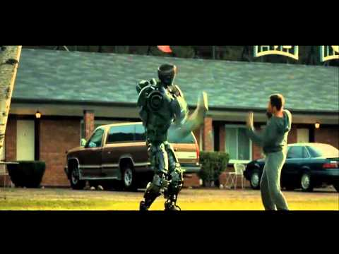 Real Steel Music Video   ''Fast Lane'' HD