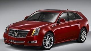 Real World Test Drive Cadillac CTS Wagon 2010