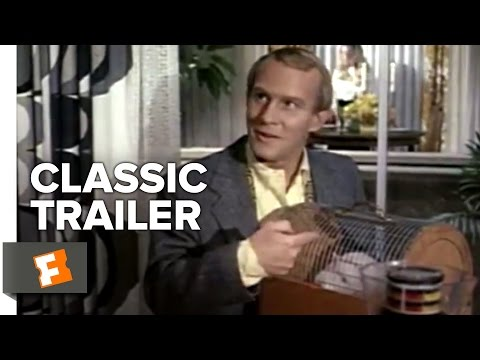 Get To Know Your Rabbit (1972) Official Trailer - Brian De Palma Comedy Movie HD