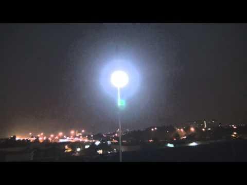 Solar Guardian 580X Security Floodlight : Mini Streetlight