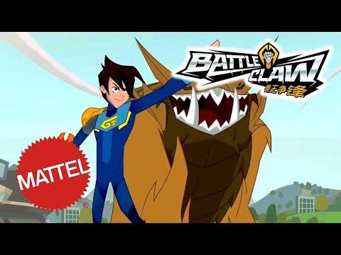 The Immortal Game: Season 1 Episode 1   BattleClaw   Mattel
