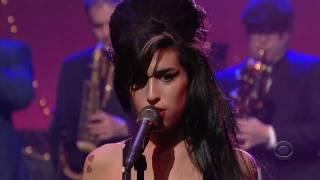 Amy Winehouse HD  Rehab Live on David Letterman