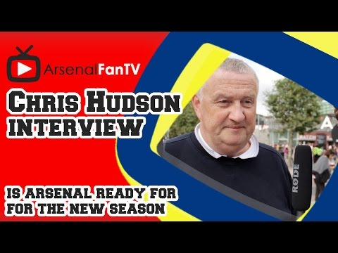 new_season - Chris Hudson Optimistic For The New Season - BUT!!!! AFTV APP: IPHONE : http://goo.gl/1TNrv0 AFTV APP: ANDROID: http://goo.gl/uV0jFB AFTV ONLINE SHOP : http://tiny.cc/el3rrw AFTV WEBSITE:...