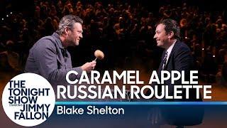 Video Caramel Apple Russian Roulette with Blake Shelton MP3, 3GP, MP4, WEBM, AVI, FLV September 2018