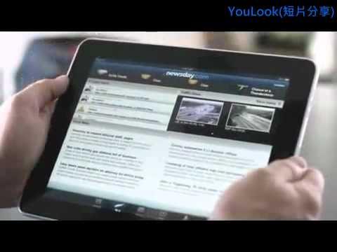 報紙永遠不會被iPad取代的理由~~