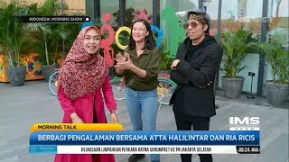 Video Morning Talk: Atta Halilintar Gak Kenal Risa Saraswati? MP3, 3GP, MP4, WEBM, AVI, FLV Maret 2019