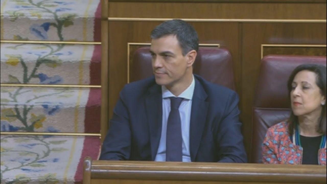 Ο σοσιαλιστής Πέδρο Σάντσεθ νέος πρωθυπουργός στην Ισπανία