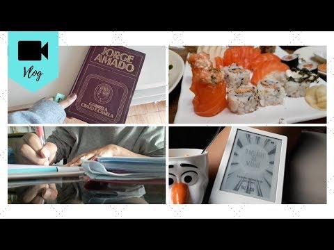 VLOG #02 | O MILAGRE DA MANHÃ, GUERRA INFINITA E MARATONA 24 HORAS | Livraneios